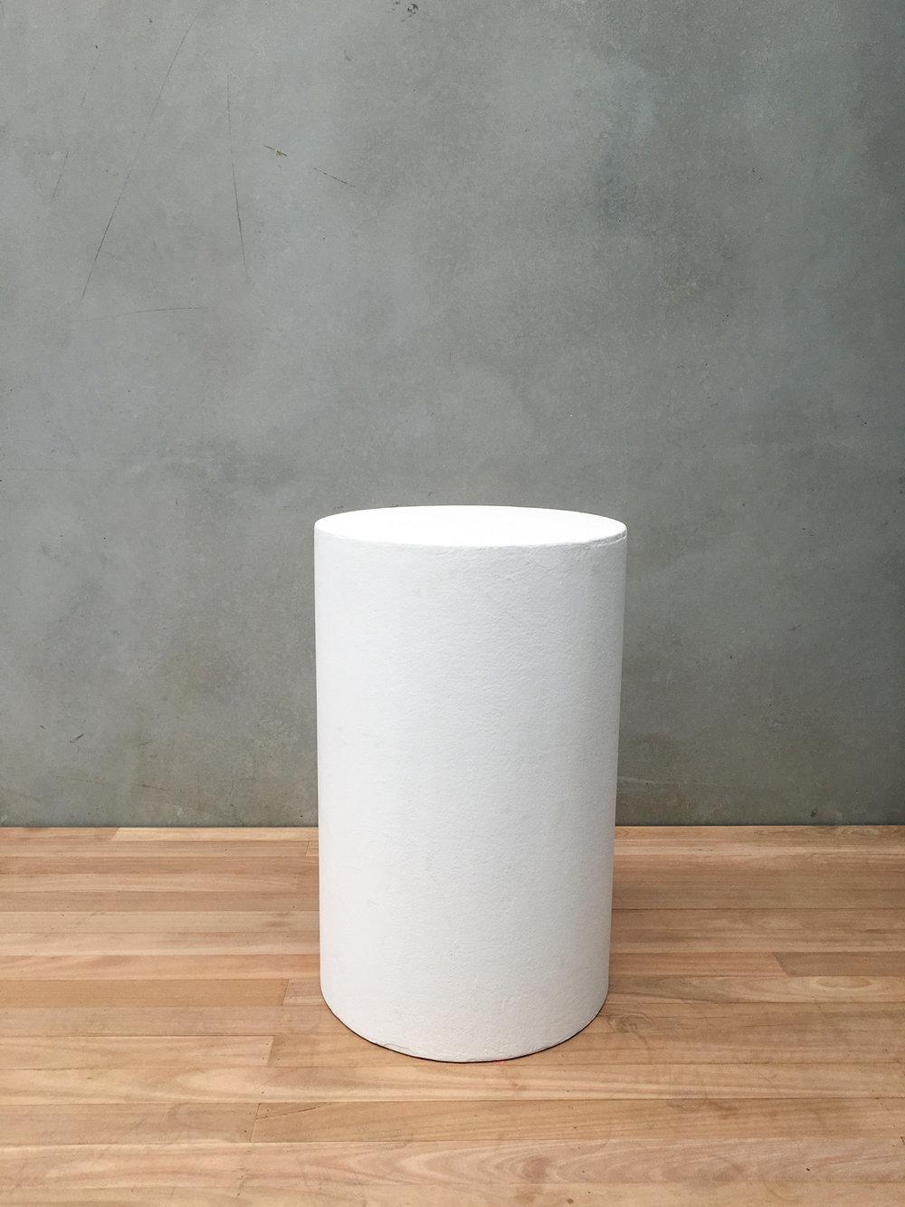 500 X 800 CYLINDRICAL WHITE