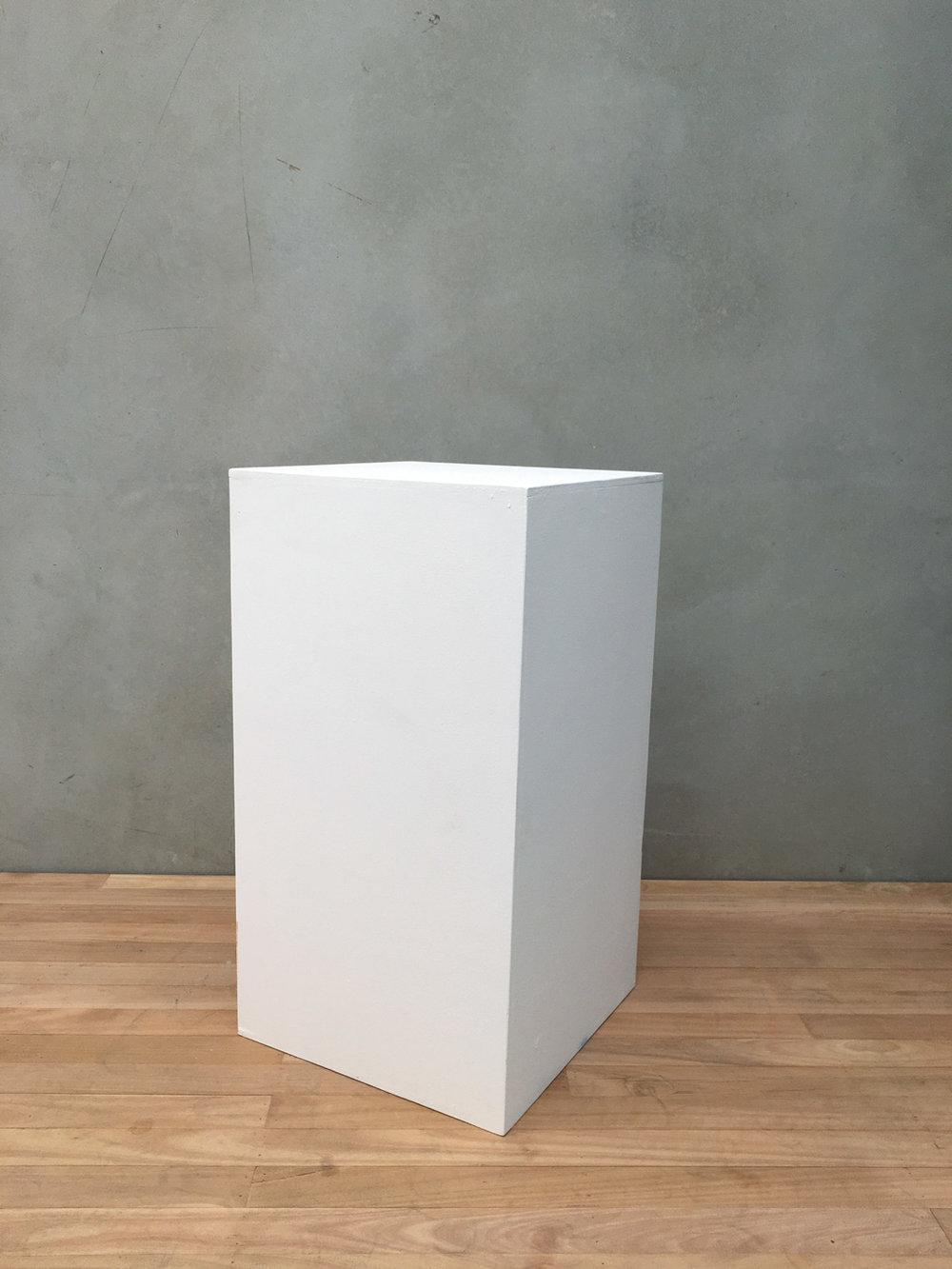 500 X 500 X 925 STANDARD WHITE