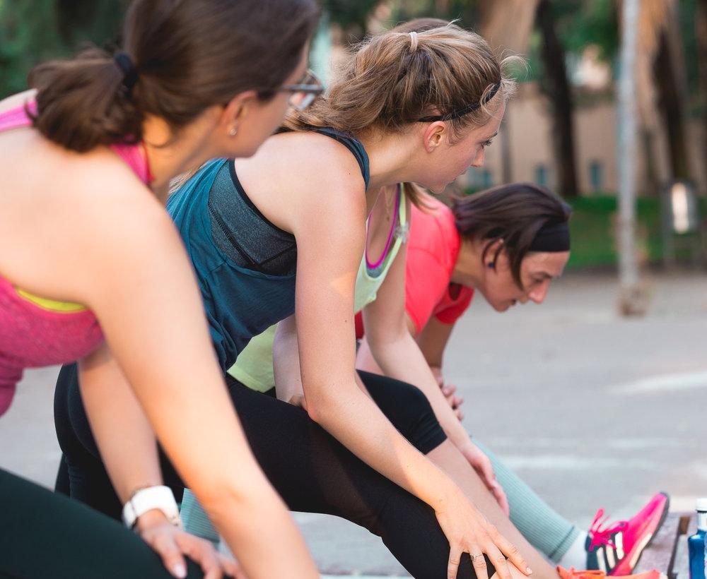Outdoor Fitness Barcelona