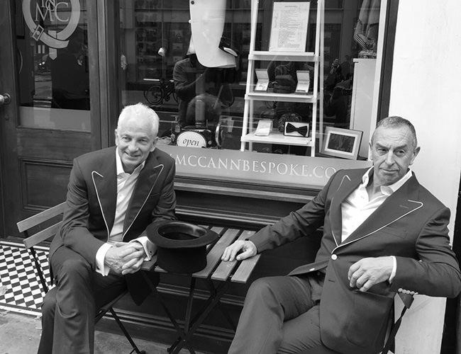 David Gower & David Lloyd