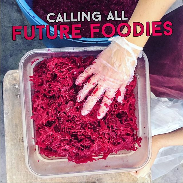 "We're looking for local folks who are interested in fermenting, baking, marketing, and sales to become this season's newest Small World interns! Anyone interested in learning more about traditional food techniques, new food science, engaging with our local food community, and worker-owned cooperatives, we'd love to have you! No experience necessary! Send us an email at info@smallworldfood.com with ""intern"" in the title, with a little description of your interests and availability, and we'll get back to you ASAP! . . #interns #callforinterns #rochesterny #fermenters #bakers #internship #foodie #foodscience #geteducated #workerowned #sauerkraut #purplekraut #kraut #naturalfermentation #itsalive #probiotics"