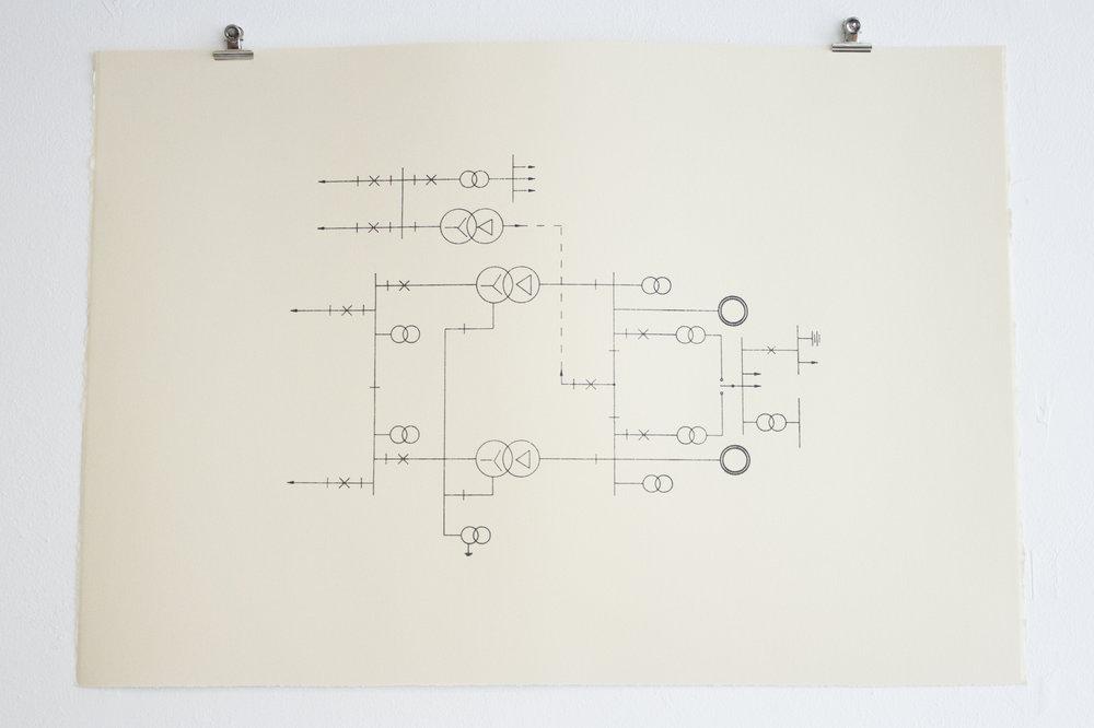 Screenprint 60x90cm