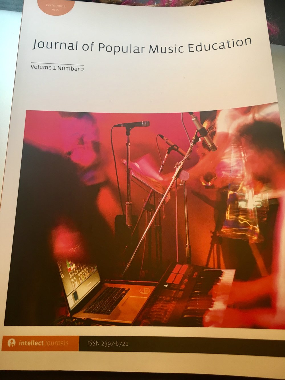 Journal of Popular Music Education
