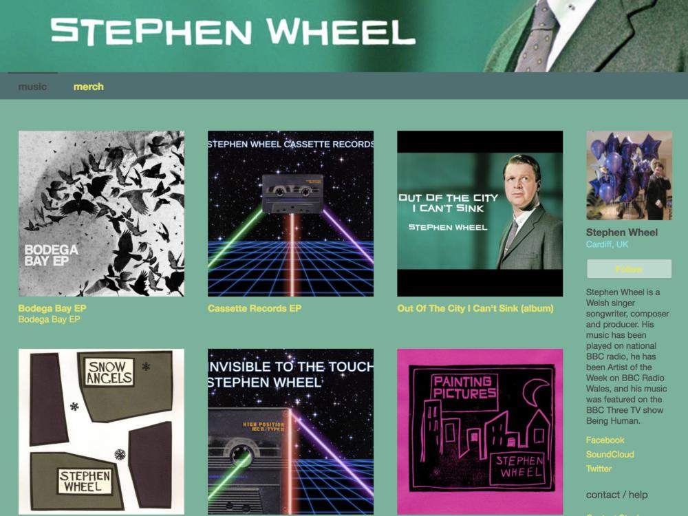 Stephen Wheel