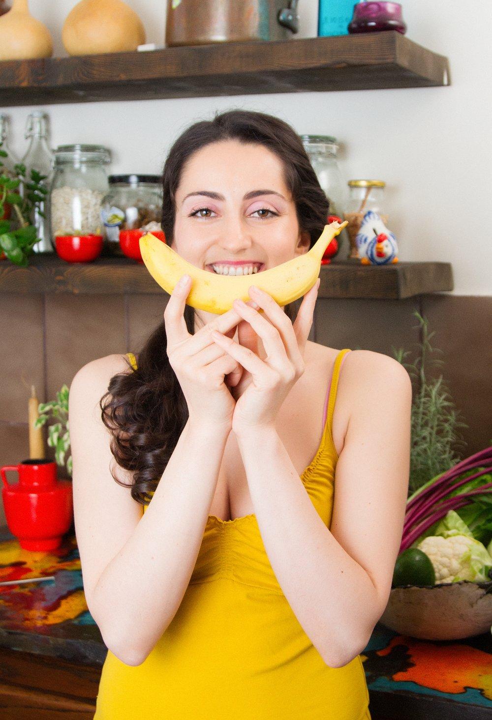 Весела Петрова - експерт по здравословно хранене