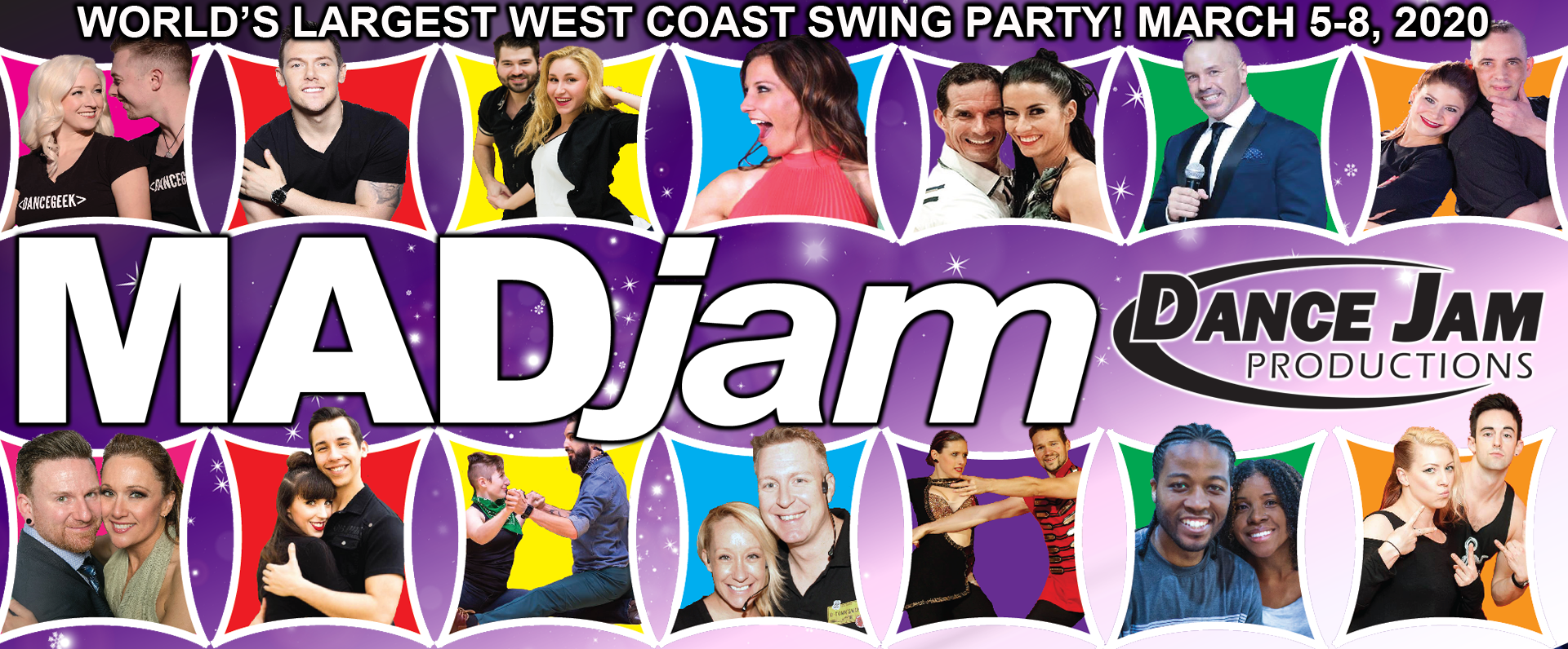 West Coast Swing Events 2020.Dance Weekends Fusion Swing