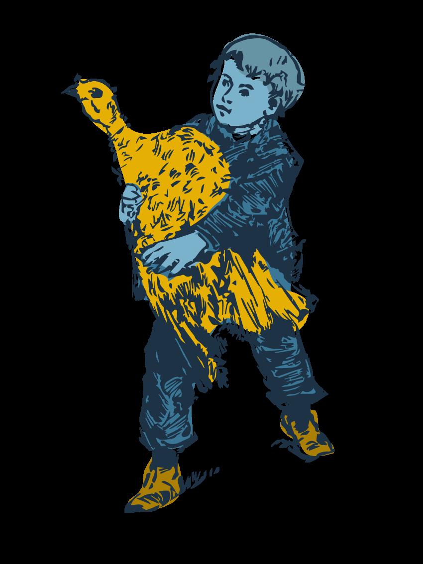 Slávas barn - Teaterträning för barn med Teater Slávas aktörer