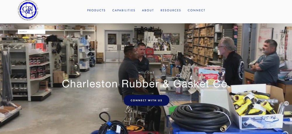 Charleston Rubber & Gasket