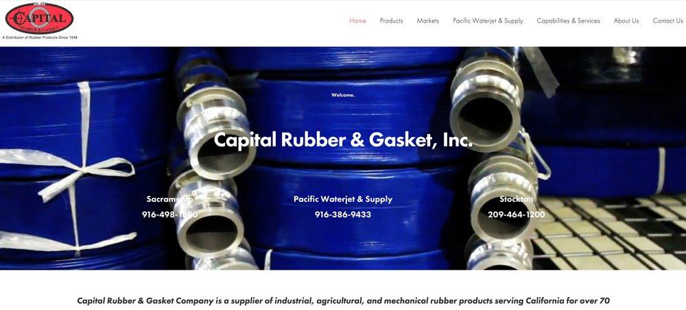 Capital Rubber & Gasket