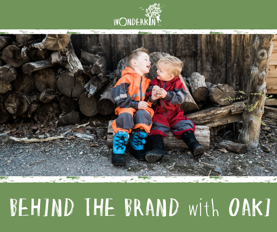 Behind The Brand with OAKI