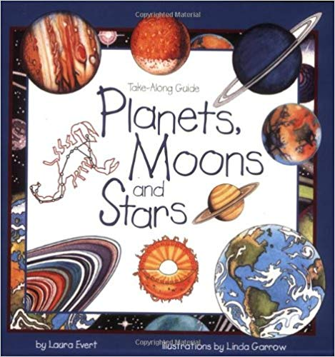 Take-Along Guide- Planets, Moons and Stars
