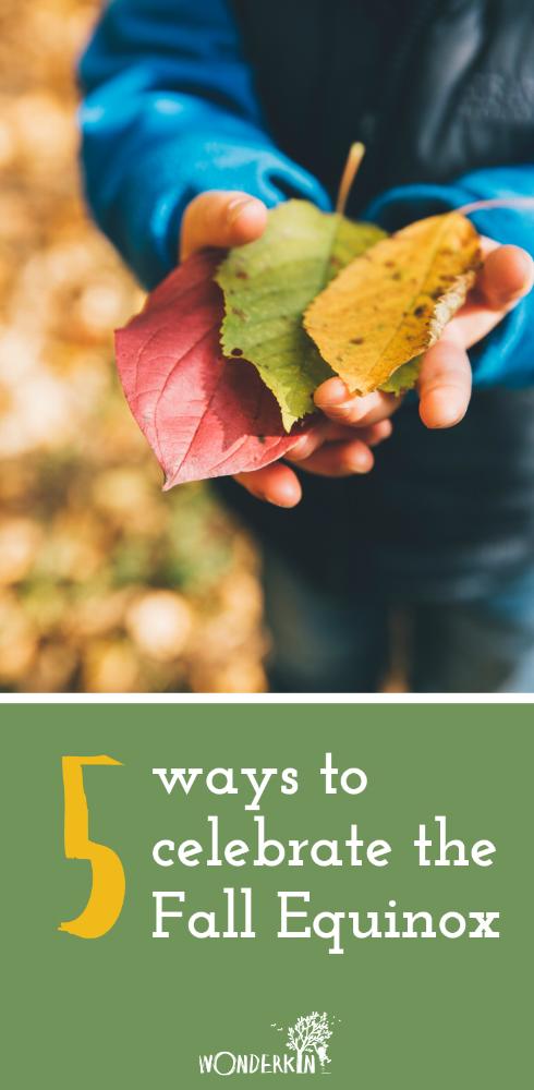 5 Ways to Celebrate the Fall Equinox - via Wonderkin