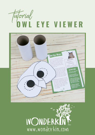 Wonderkin | DIY Owl Eye Viewer Tutorial
