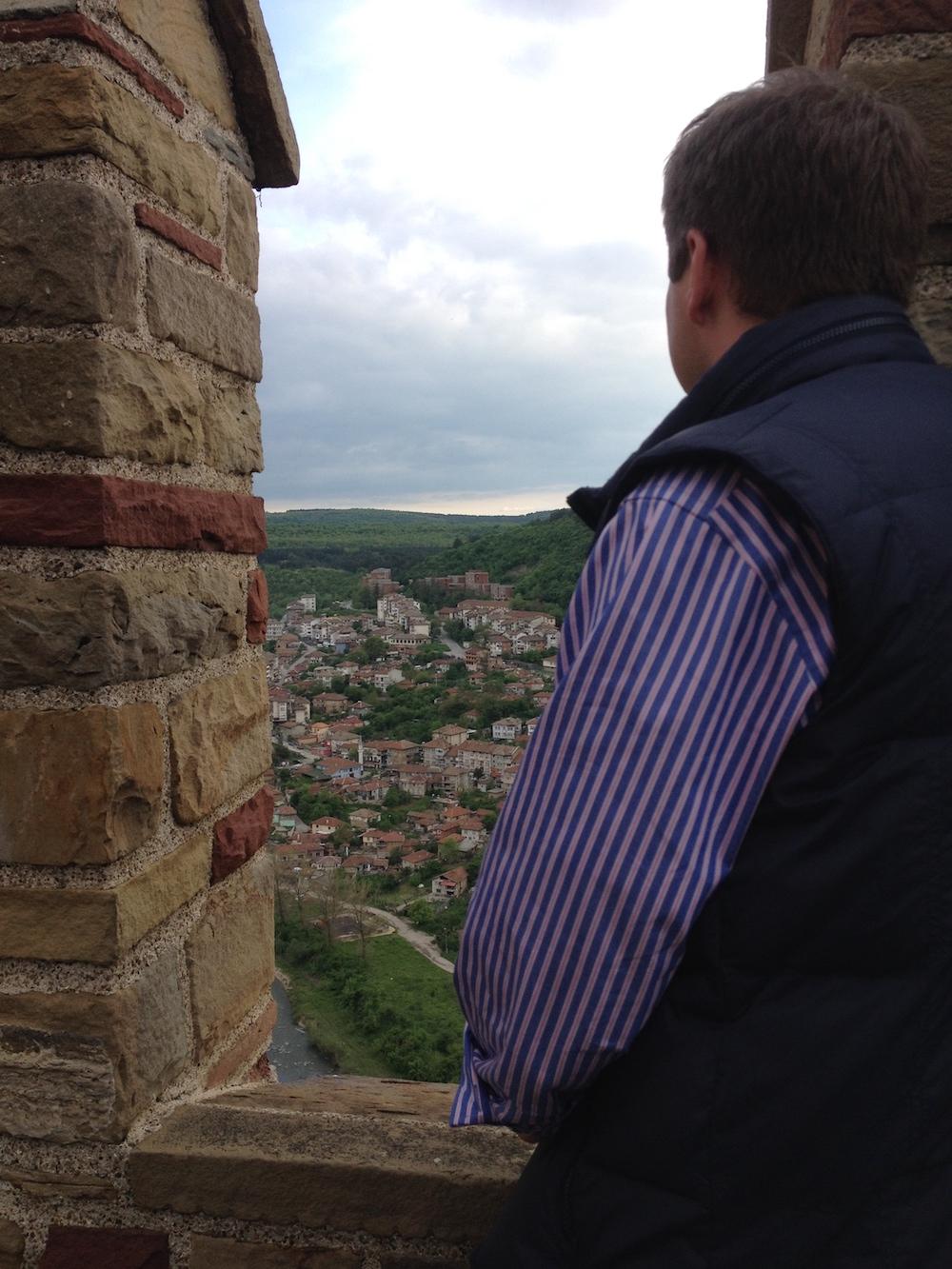 Paul Caputo Veliko Tarnovo Bulgaria.JPG