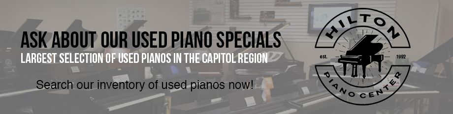 Hilton Piano Center Financing