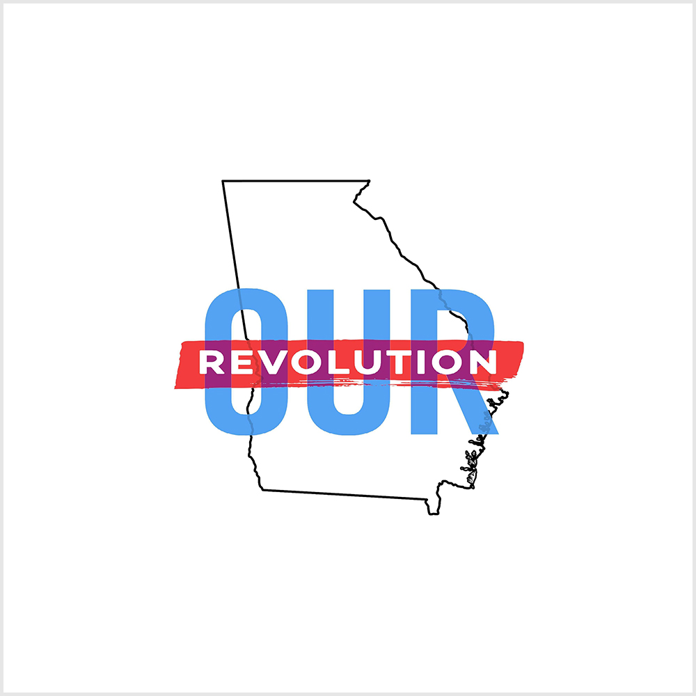- Official state wide chapter of Our Revolution