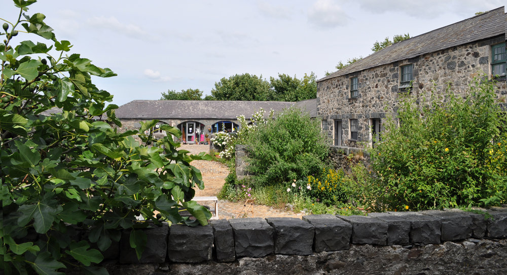The Courtyard at Hendre
