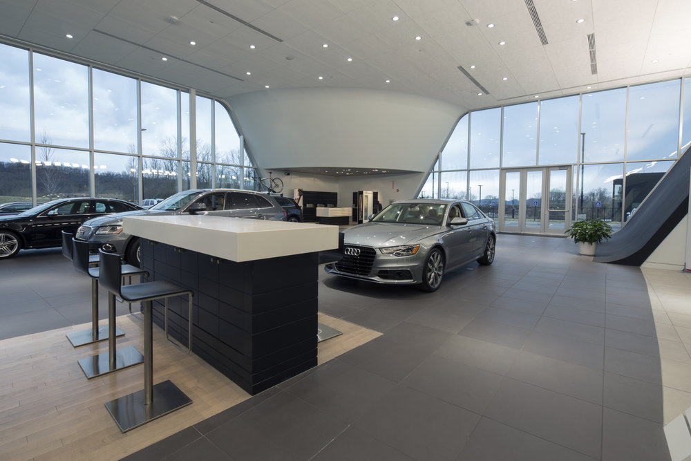 Audi Nashville Goree Architects
