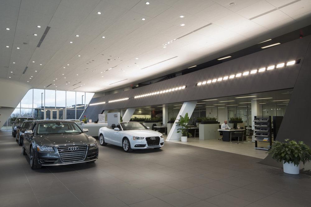 AUDI NASHVILLE Goree Architects - Audi nashville