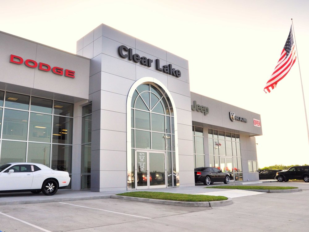 CLEAR LAKE CHRYSLER DODGE JEEP RAM