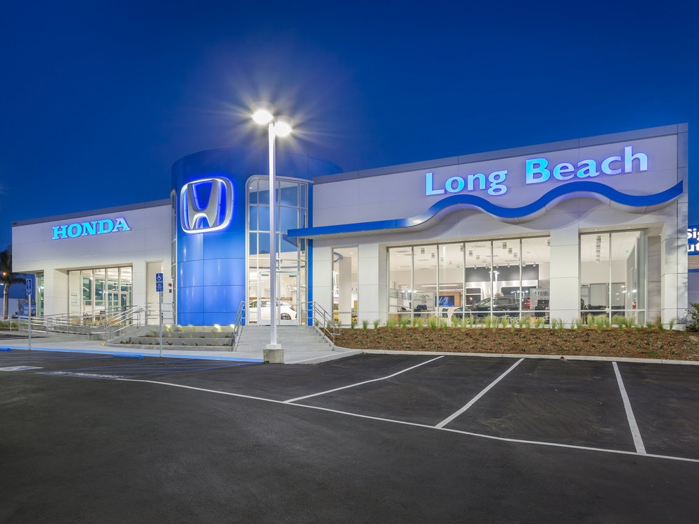 LONG BEACH HONDA