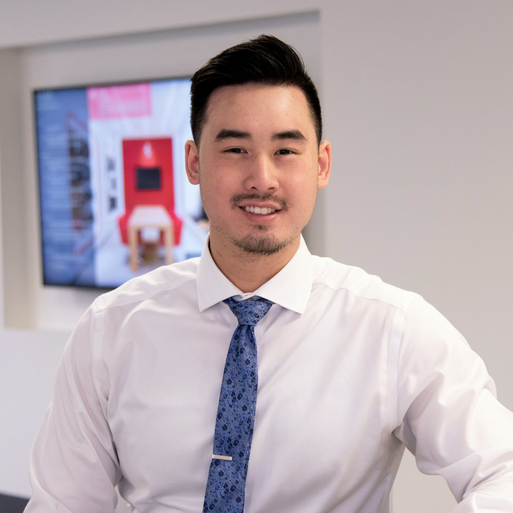 Joey Khong  Jr. Project Associate