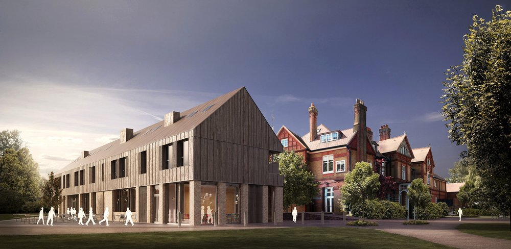 CLIENT ADVISER ROLE FOR THREE SUCCESSFUL MASTERPLAN TOWN PLANNING APPROVALS FOR A SURREY SCHOOLS TRUST