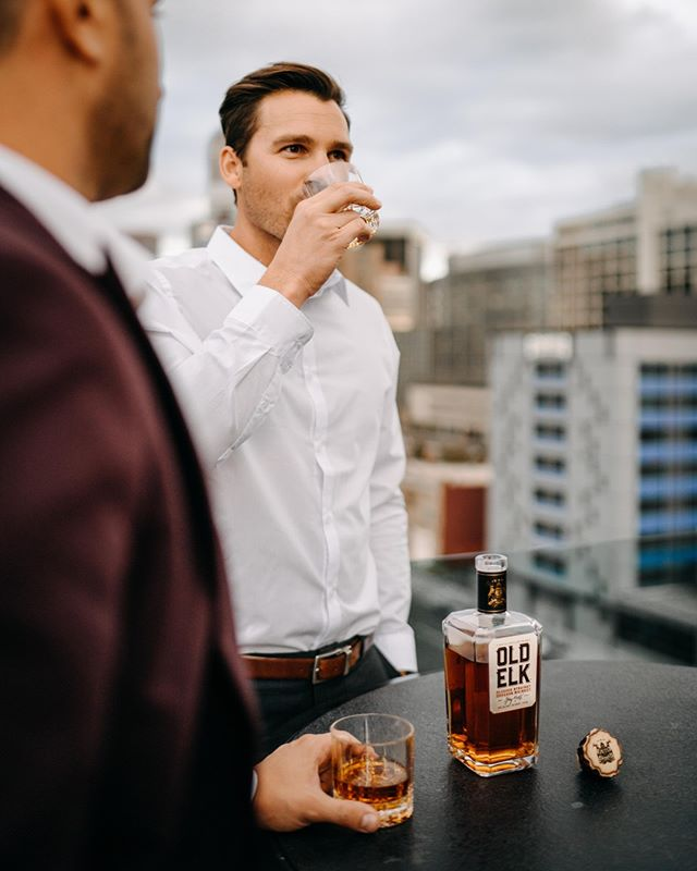 Drinks with a view – no reservation needed. #oldelkbourbon