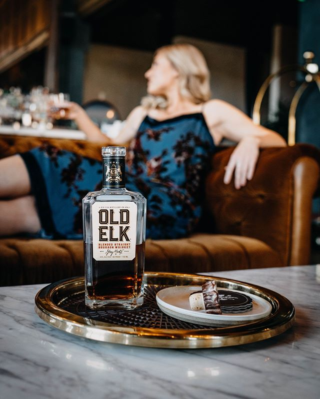 The perfect gift for singles or doubles. Find Old Elk Bourbon near you at the link in bio.