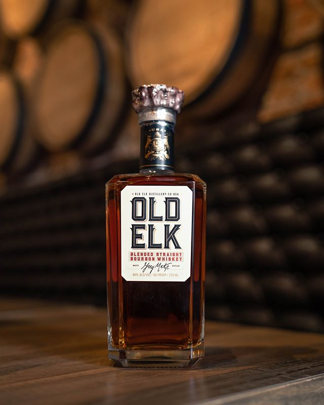 Start the month with a sip of something you love. #oldelkbourbon