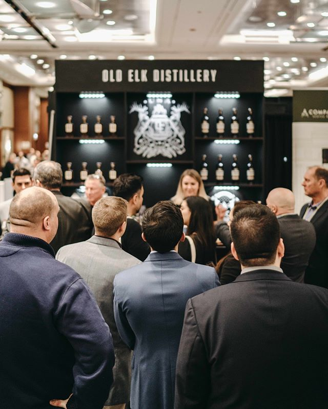 Join us tomorrow, March 29th, at WhiskyFest Chicago!  Ticket and Event Info: https://bit.ly/2H8ZJZE
