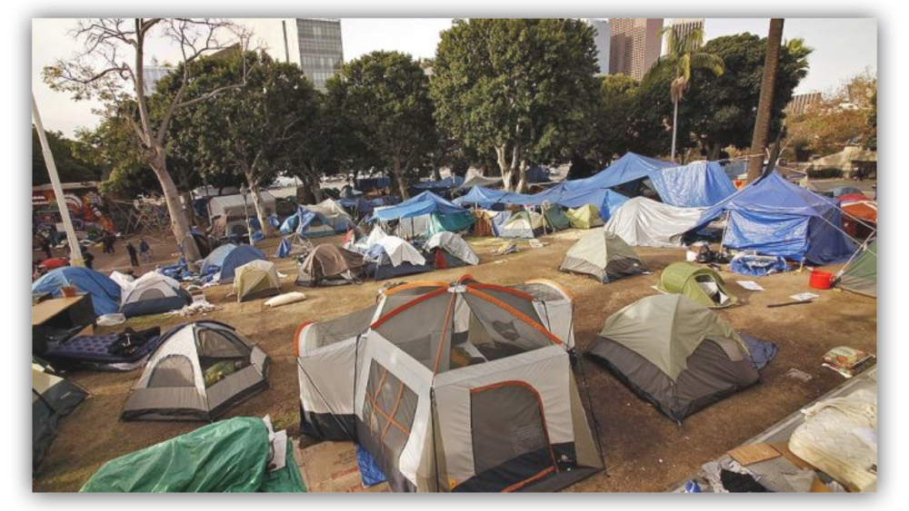 The Homeless - Over 553,000 people are currently experiencing homelessness in the US. 10% of our country's homeless population is found in Los Angeles alone. Bay-Build can work with local organizations to build temporary shelters, providing dignity and basic needs while long-term solutions are developed.