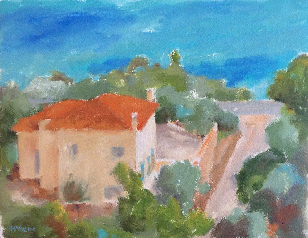 House on the Aegean