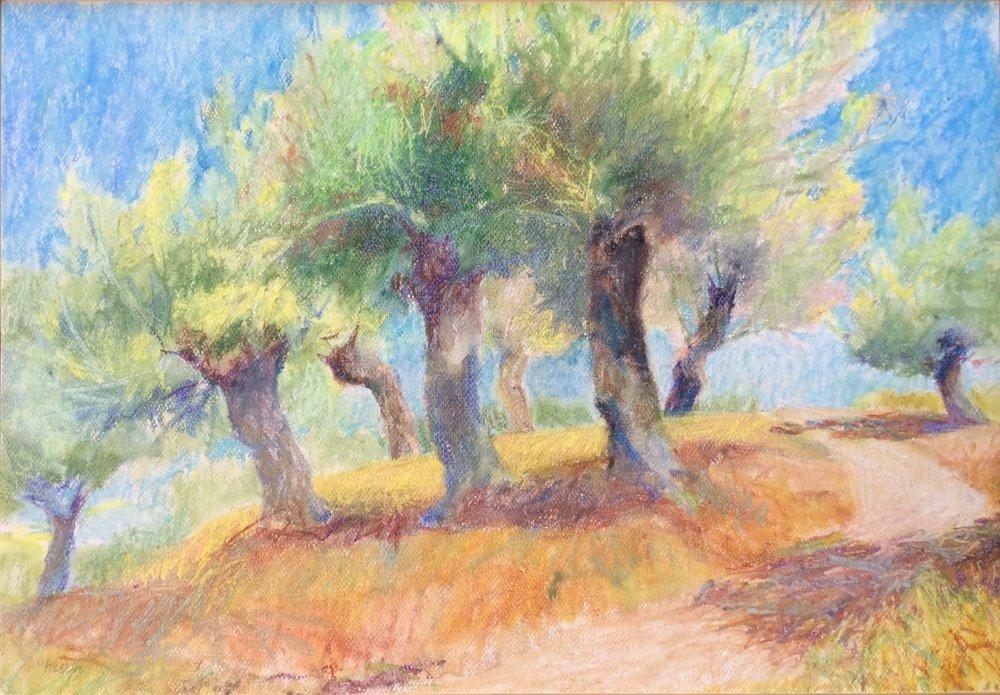 Olive Grove - Kakkavas Top