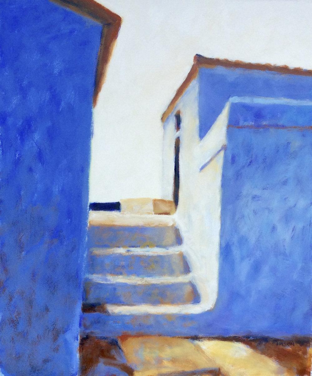Chapel Steps