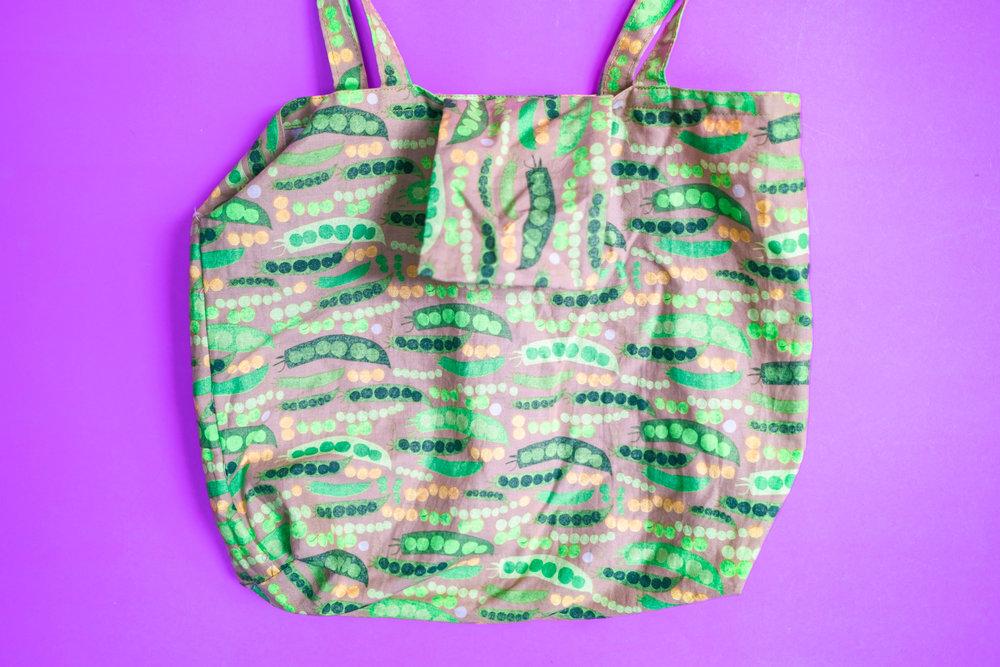 Shopping Bag Sewing Workshop Benchlab