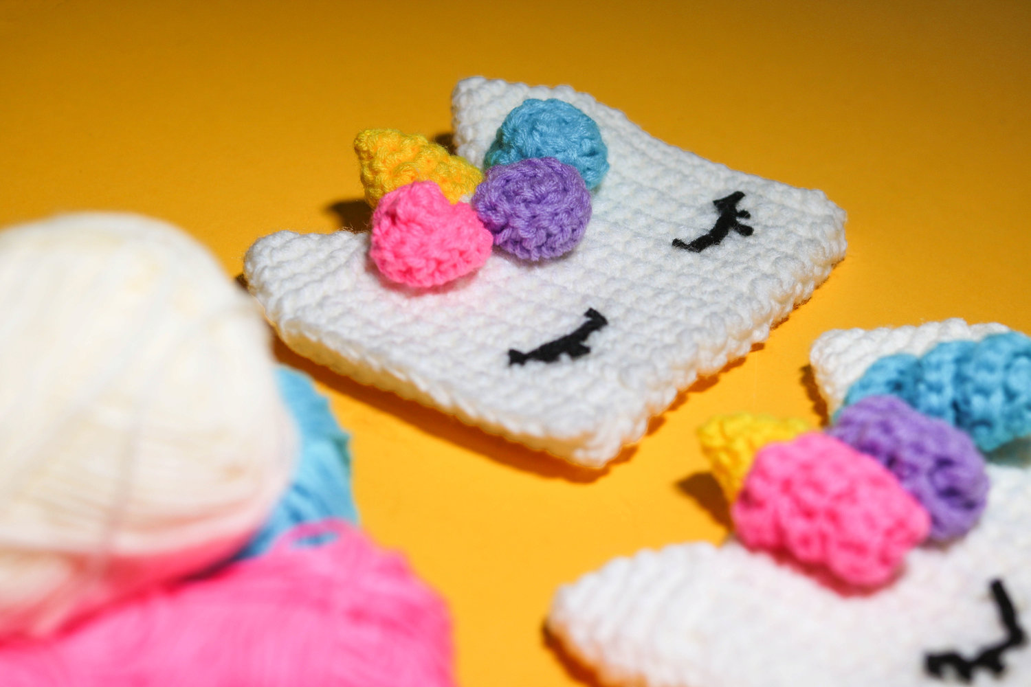Unicorn Crochet Pouch Course Benchlab Bruneis Largest Skill