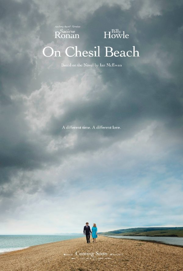 On Chesil Beach (2017) - Directed by: Dominic CookeStarring: Saoirse Ronan, Billy HowleRated: RRunning Time: 1h 50mTMM Score: 3 stars out of 5 (I liked it)STRENGTHS: Acting, Cinematography, Interesting Subject MatterWEAKNESSES: Pacing, Old Age Make Up