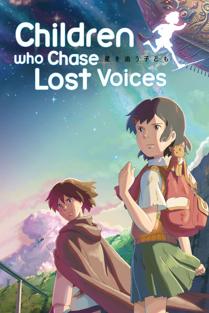 Children Who Chase Lost Voices (2011) - Directed by: Makoto ShinkaiStarring: Hilary Haag, Corey Hartzog, Leraldo AnzalduaRated: TV-14Running Time: 1 h 56 mTMM Score: 3 stars out of 5STRENGTHS: Animation Style, Originality, Design, SoundtrackWEAKNESSES: Pacing, Legnth