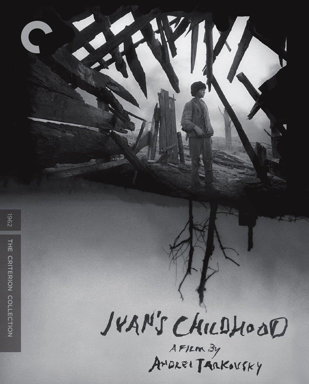 Ivan's Childhood (1962) - Directed by: Andrei TarkovskyStarring: Nikolay Burlyaev, Irina Tarkoskaya, Evgeniy ZharikovRated: Running Time: 1 h 24 mTMM Score: 5 stars out of 5STRENGTHS: Acting, Directing, CinematographyWEAKNESSES: -