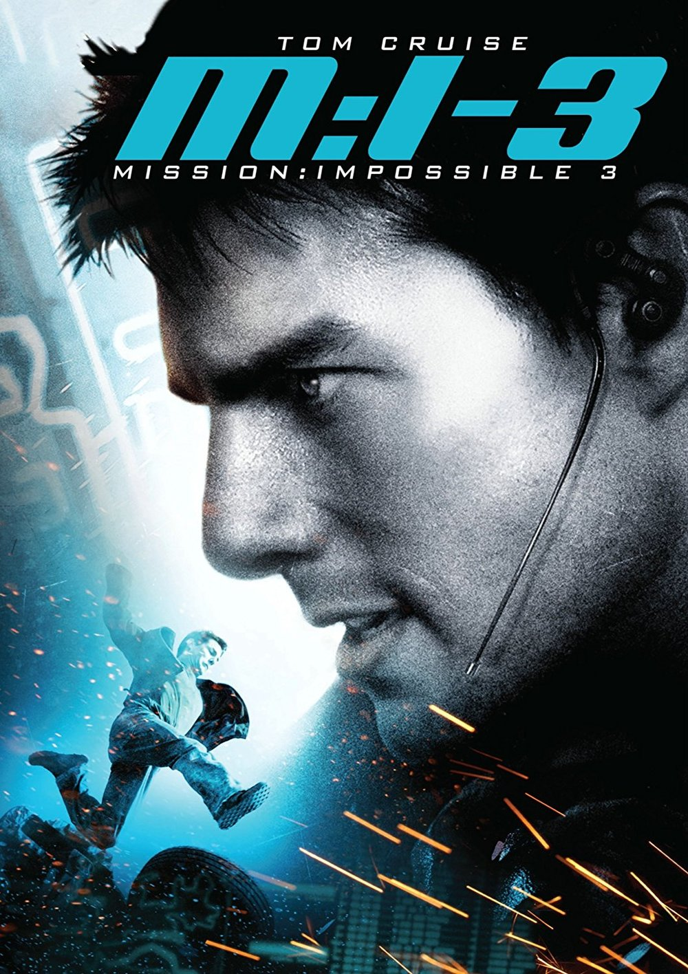 Mission: Impossible (2006) - Directed by: J.J. AbramsStarring: Tom Cruise, Phillip Seymore Hoffman, Michelle Monaghan, Ving Rhames, Billy Crudup, Laurence Fishburne, Kerri Russell, Maggie Q, Simon Pegg, Jonathan Rhys MeyersRated: PG13Running Time: 2h 6mTMM Score: 4 stars out of 5STRENGTHS: Set Pieces, VillainWEAKNESSES: A Little Cheesy