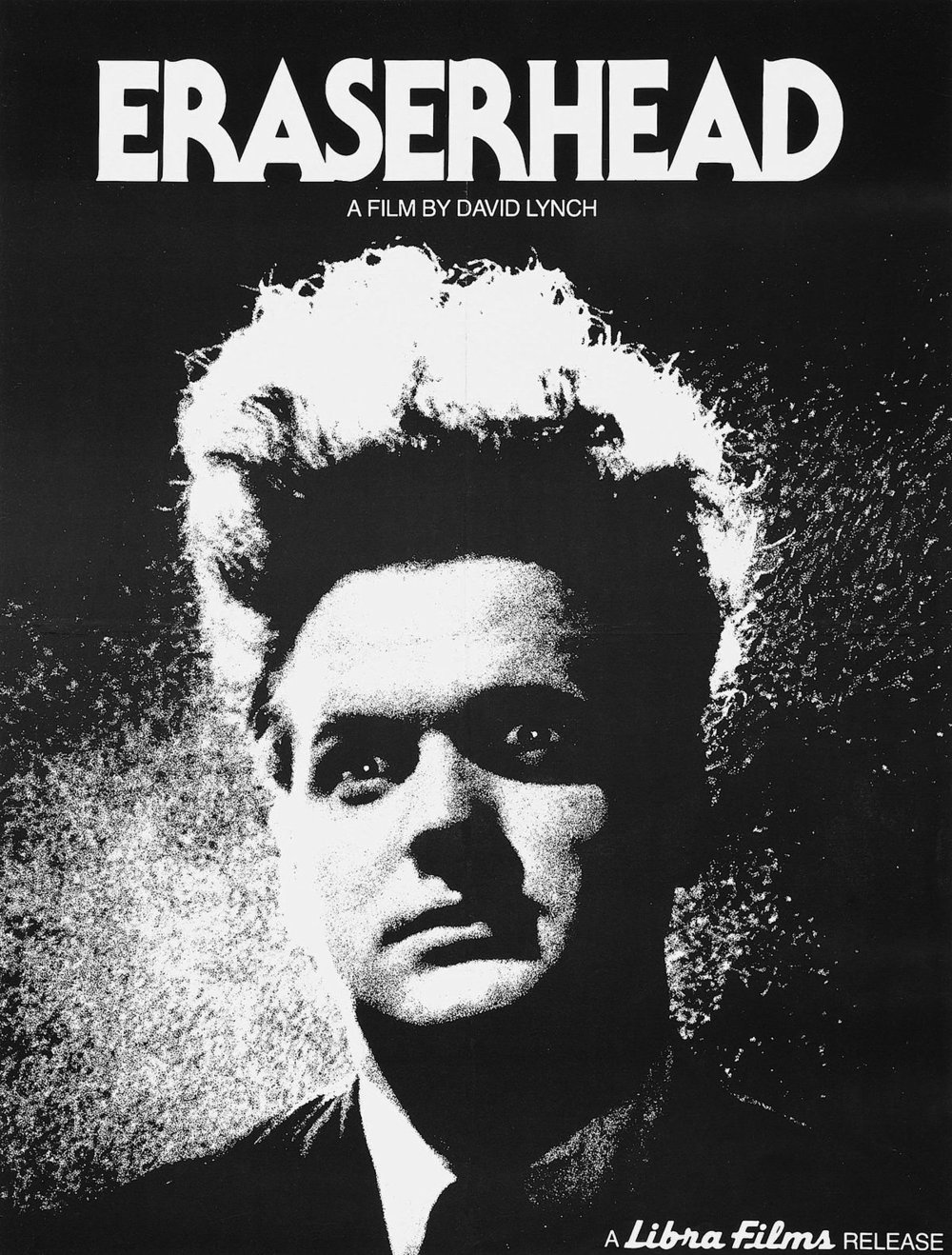 Eraserhead (1977) - Directed by: David LynchStarring: Jack Nance, Charlotte Stewart, Allen Joseph Rated: NR (Best Guess PG-13)Running Time: 1h 29mTMM Score: 5 stars out of 5STRENGTHS: Overall Directorial VisionWEAKNESSES: It's Weird Dude.
