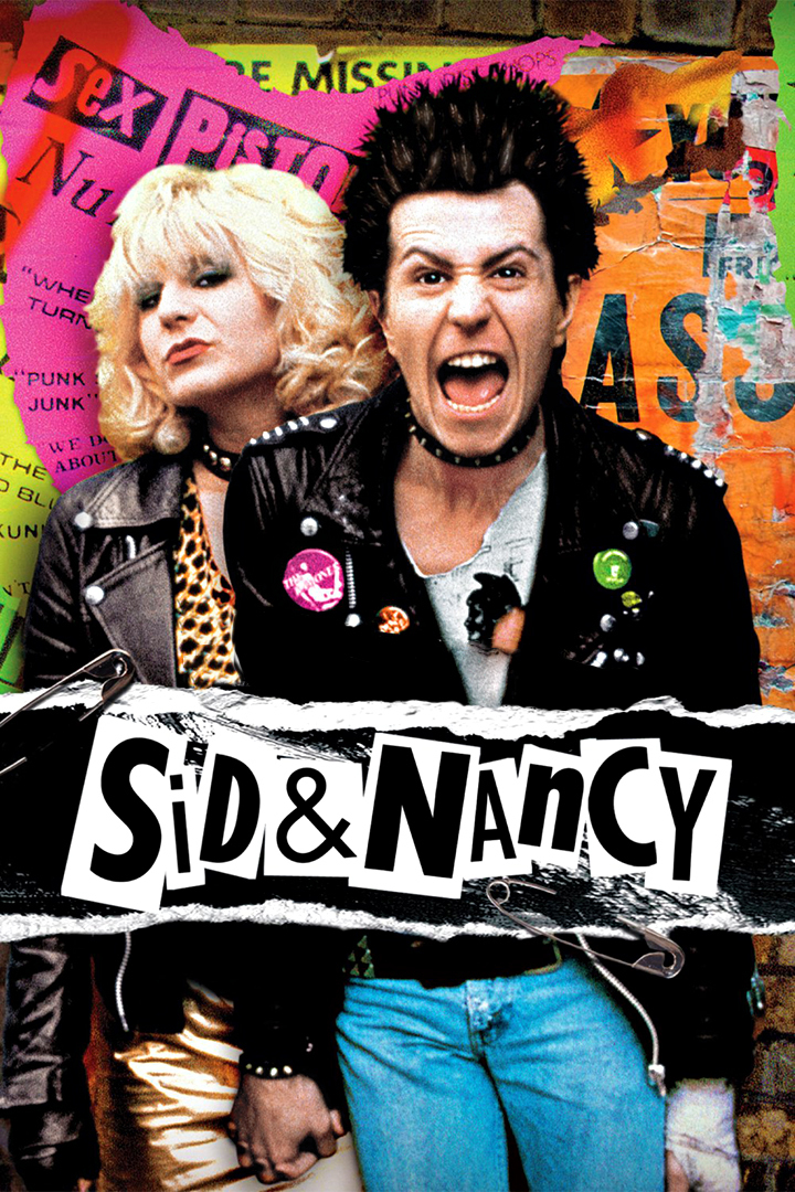 Sid & Nancy (1986) - Directed by: Alex CoxStarring: Gary Oldman, Chloe Webb, David HaymanRated: RRunning Time: 1 h 52 mTMM Score: 4.5 stars out of 5STRENGTHS: Writing, Acting, DirectingWEAKNESSES: Content