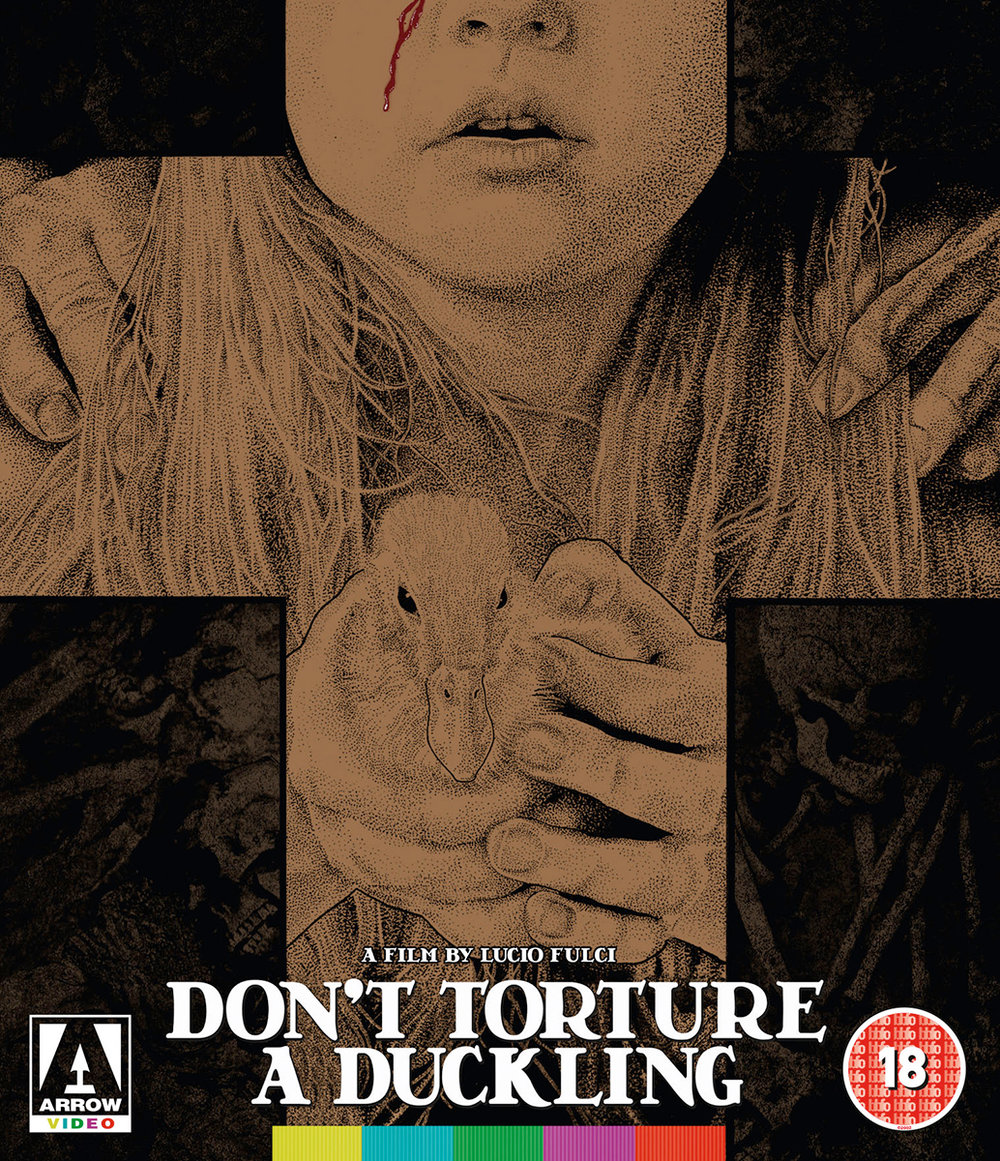 Don't Torture a Duckling (1972) - Directed by: Lucio FulciStarring: Tomas Milian, Barbara Bouchet, Florinda BolkanRated: NR (Suggested R for Some Brutal Violence, Graphic Nudity, and Disturbing Content)Running Time: 1 h 45 mTMM Score: 4 stars out of 5STRENGTHS: Story, Writing, Characters, CinematographyWEAKNESSES: Content, Somewhat Difficult to Follow First Time Through