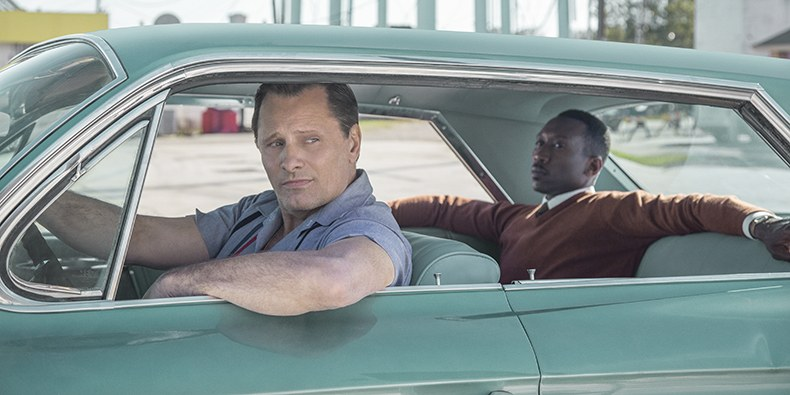 Green Book. Best Picture 2018.