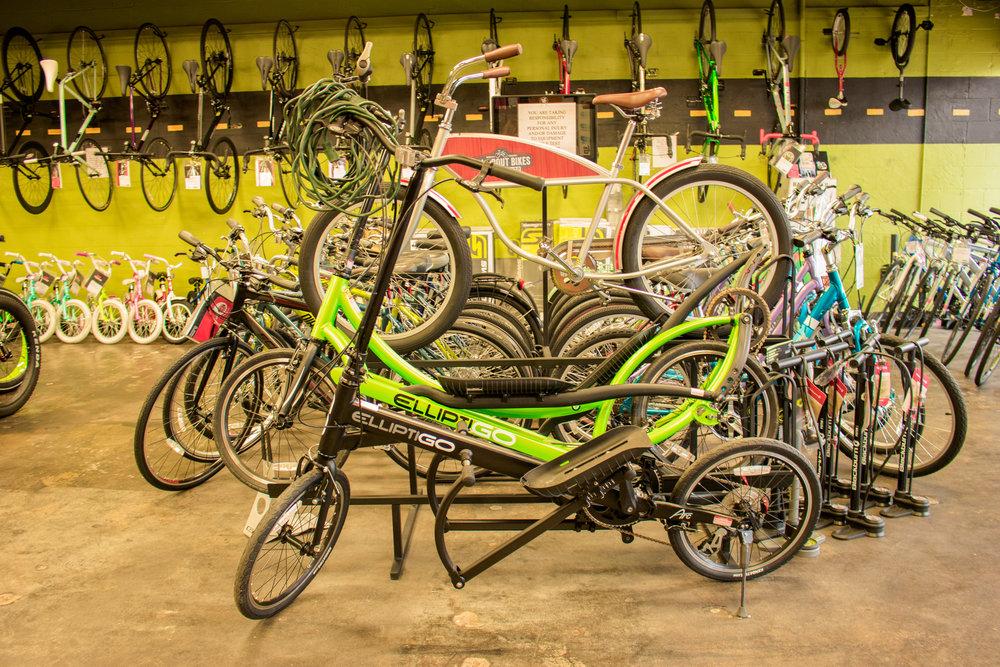 Bicycle repair shop memphis tn