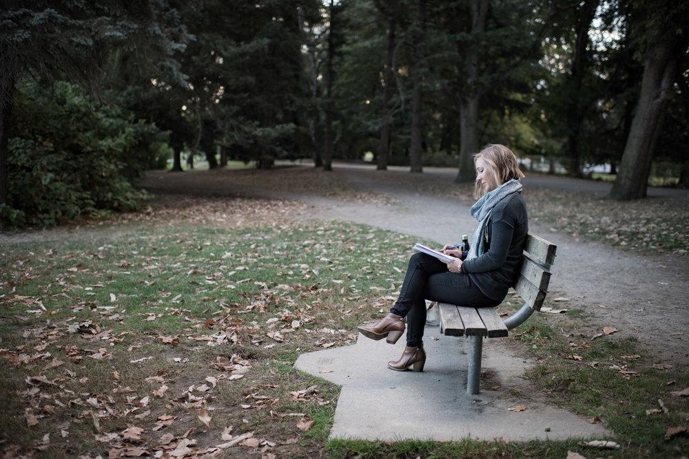 photo of Seattle yoga therapist and Craft graduate Toni Aswegan