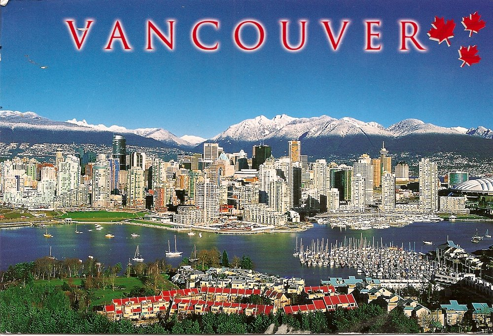 I flew to Vancouver to meet Jesse Finklestein of Page 2 Publishing in beautiful Mount Pleasant.