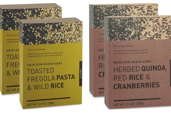 Williams-Sonoma Foods - Recycled Chipboard