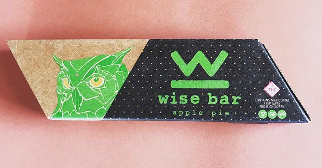 Check out the child resistant box we did with @wise_bar #childrestraint #ecofriendlypackaging #cannabispackaging #cannabismarketing #cannabiscommunity #wisebar
